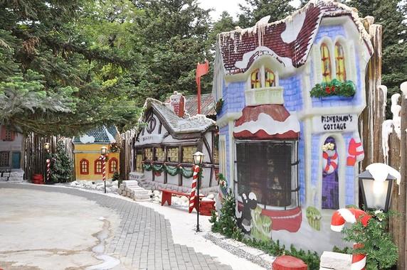 Parque Knorr - Aldeia do Papai Noel