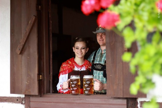 Gaúchos também celebram a Oktoberfest!