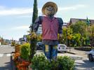 Festa dos Espantalhos celebra a colônia em Gramado