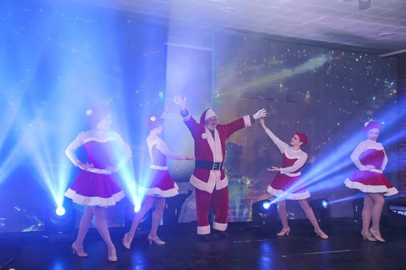 O Brilho no Teu Olhar é tema do Sonho de Natal