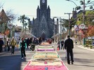 Corpus Christi será celebrado com confecção de tapetes