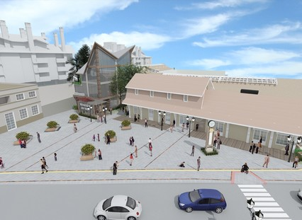 Estação férrea de Canela será revitalizada