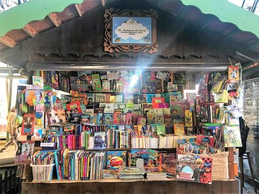 Vem pra Gramado que tem Feira do Livro!