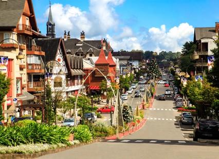 Gramado é o 5º melhor destino turístico da América do Sul