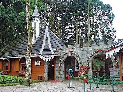Parque Knorr é patrimônio histórico de Gramado