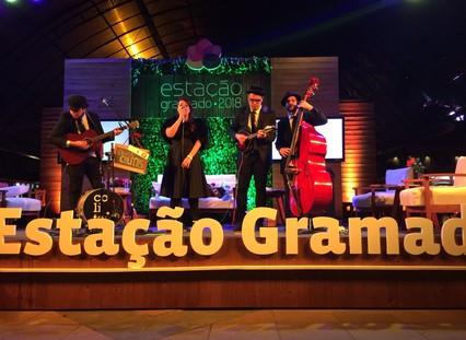 Estação Gramado tem programação gratuita no fim de semana