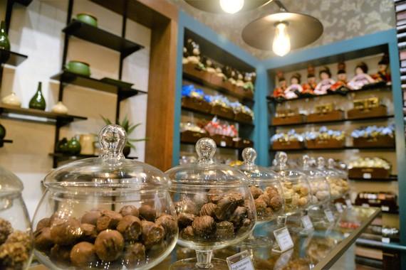 Imperdível em Gramado: A Fabulosa Loja de Chocolates Caracol