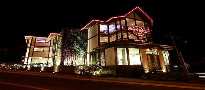 Você já conhece o Hard Rock Café Gramado?