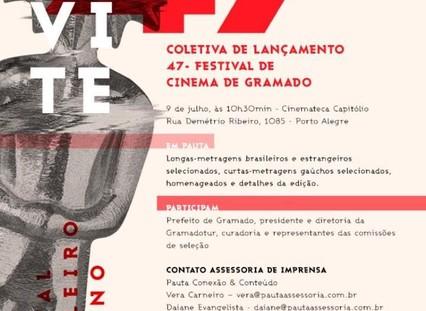 47º Festival de Cinema de Gramado anuncia filmes longas concorrentes