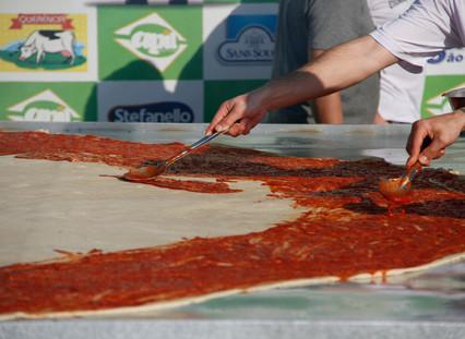 Pizzaiolo de Canela fará a maior pizza do Brasil na Expointer