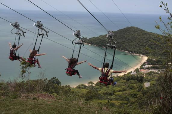 Bondinho Aéreo / Parque Unipraias