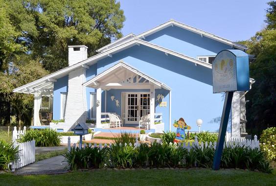 Pousada Jardim Azul
