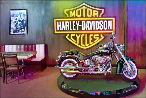 Harley Davidson Motor Show