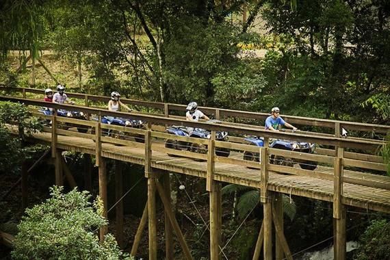 Quadriciclo - Alpen Park