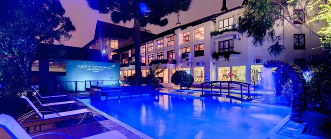 Wish Serrano Resort & Convention