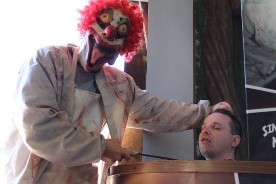 Território dos Horrores Play House Florybal