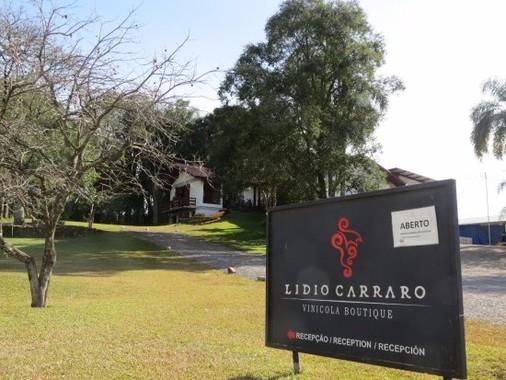 Vinícola Boutique Lídio Carraro