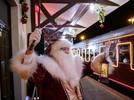 Natal Sobre Trilhos Passeio Noturno de Maria Fumaça