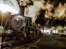 Filó do Trem na Maria Fumaça