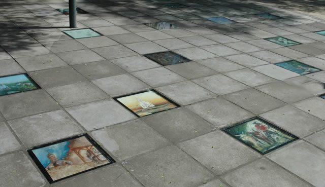 Calçada da Arte